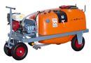600 ltr. * plunjerpomp-benzinemotor