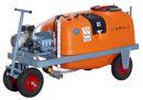 600 ltr. * plunjerpomp-elektromotor
