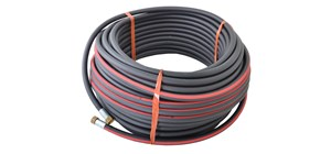 "50M Ragno 80 bar 3/8"" + couplings"