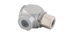 "Swivel coupling 3/4""angled model"