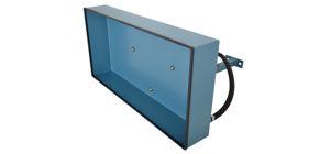 Platform for above pump set